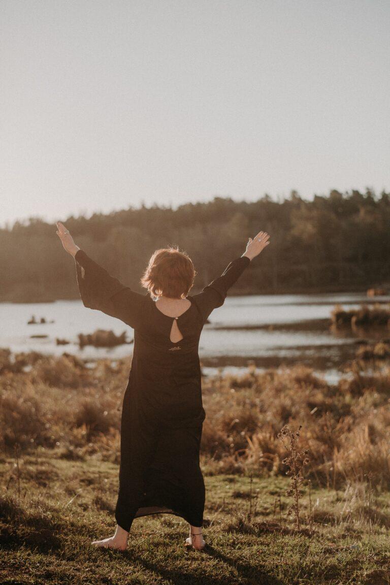 Glädjas och inspireras av andra kvinnor
